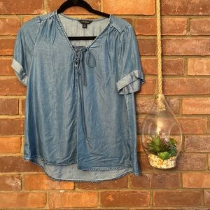 Lucky Brand Lyocell Top